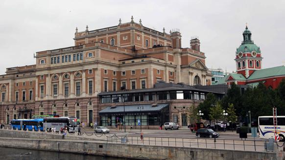 Stockholm Buildings & Structures