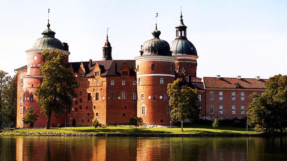 Stockholm Castles