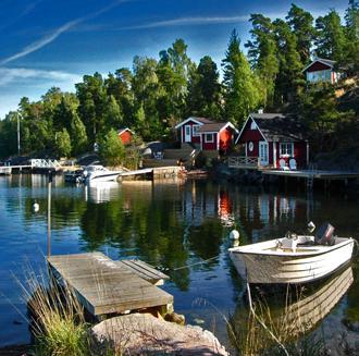 Stockholm Islands & Beaches