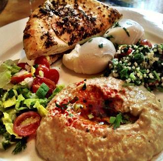 Stockholm Middle Eastern Restaurants