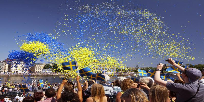 Festival &  events in stockholm