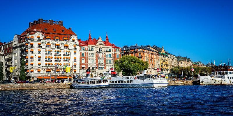 Sightseeing Stockholm city