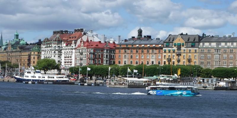 Stockholm City Photo