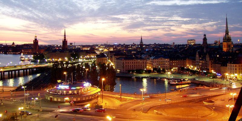 Stockholm visiter board