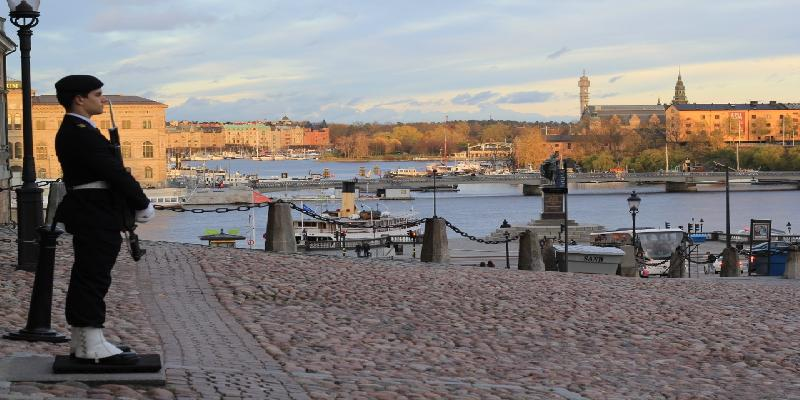 Travel guides in Stockholm