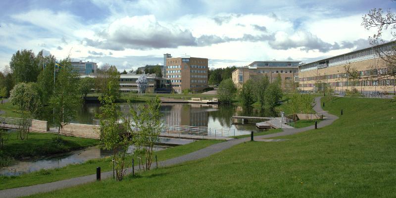 University campus in stockholm