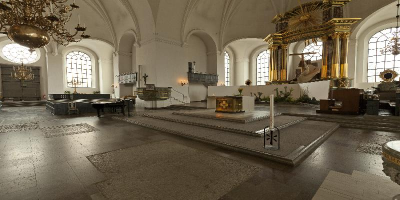chruch in stockholm