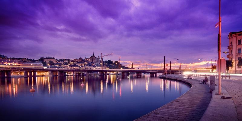 fabolus city in stockholm
