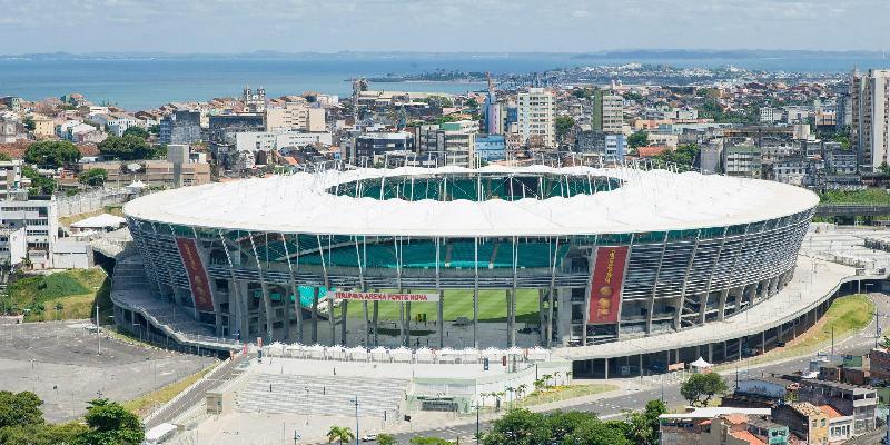 fifa world cup stadium in stockholm