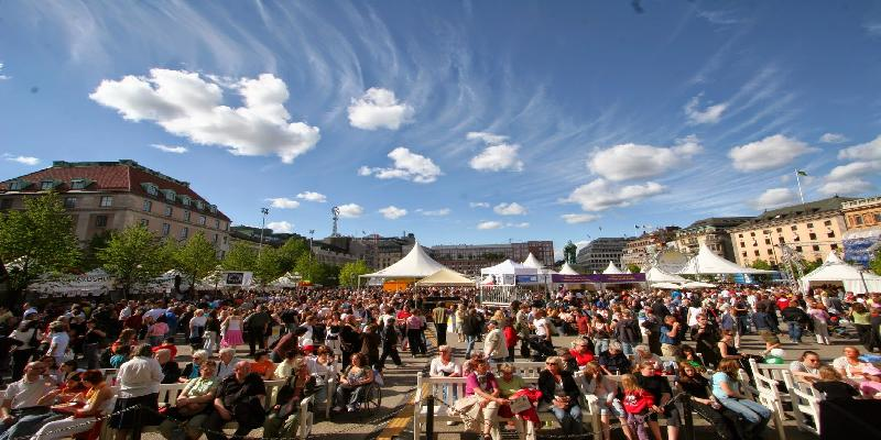 gathering in stockholm