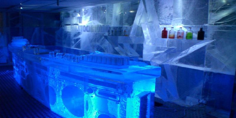 icebar in stockholm