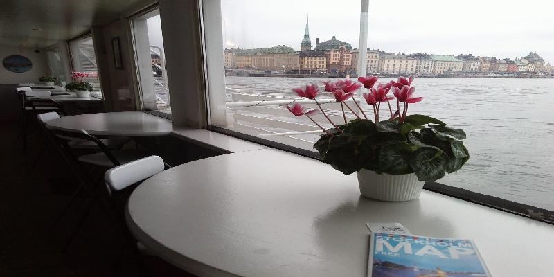 lovely sitting in stockholm