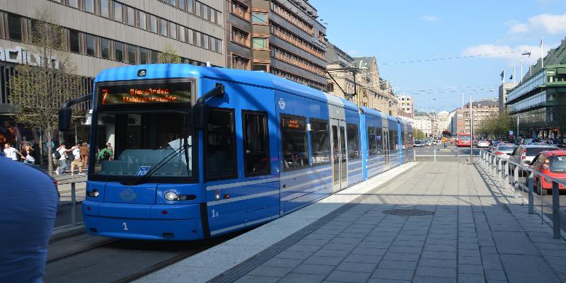 puplic transportation in stockholm