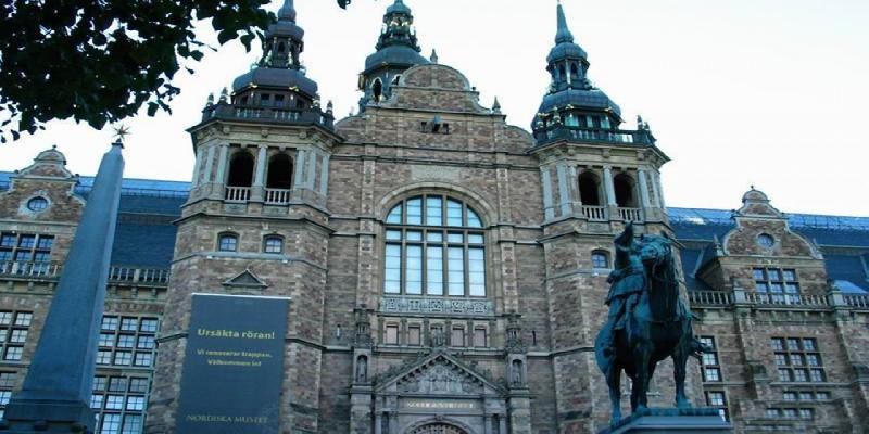 stockholm city museum building