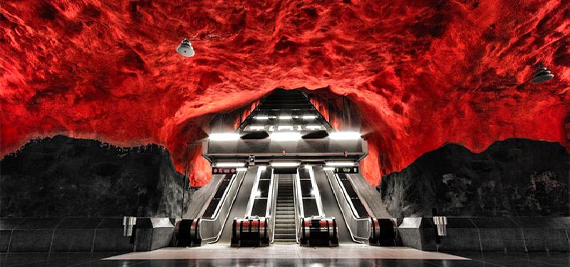Art in Subway