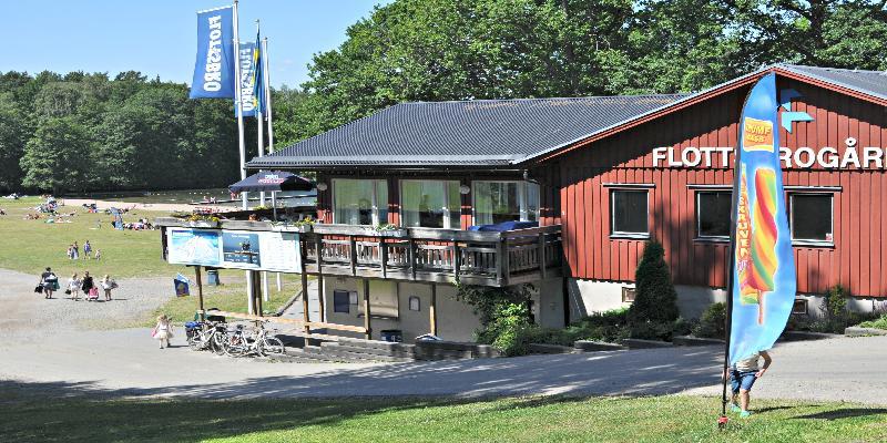 Flottsbro Stugor och Camping