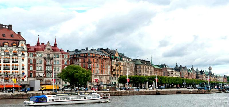 Norrmalm District