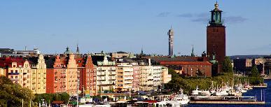 Stockholm Kungsholmen District