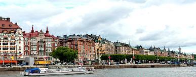 Stockholm Norrmalm District