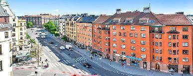 Stockholm Vasastan District
