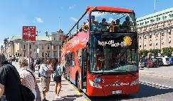 Bus sightseeing - Red Bus