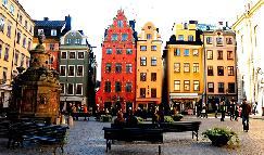 Gamla Stan District