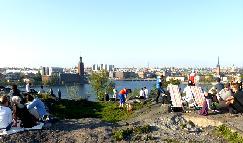 Skinnarviksberget View