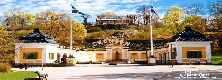 Stockholm Skansen Museum