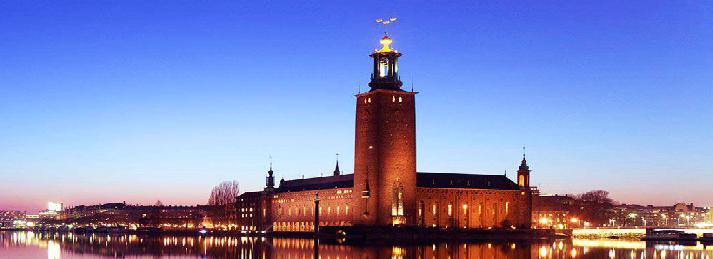 Stockholm Stockholm City Hall