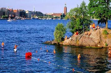Swim in the City