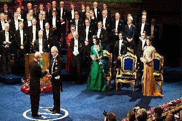 The Nobel Week Stockholm