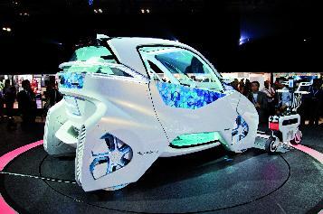 eCar Expo in Stockholm