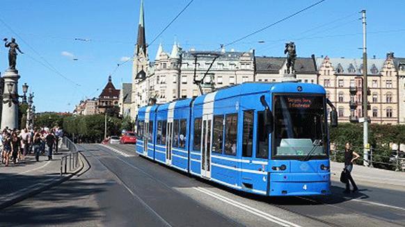 Stockholm Transport Guides