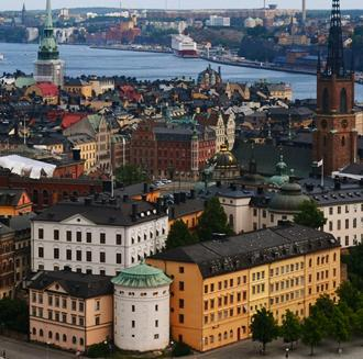 Stockholm Best View Points