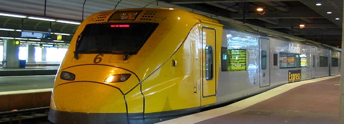Arlanda Express - Arlanda Airport Travel