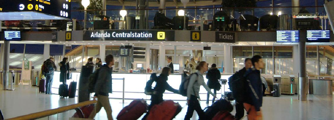 Stockholm Arlanda Airport To and From Travel